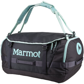 Marmot Long Hauler Duffel Bag Large, dark charcoal/blue tint